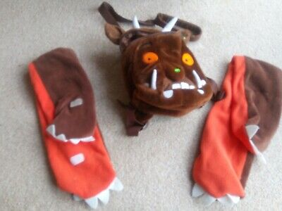 Gruffalo Backpack And Scarves • 0.99£