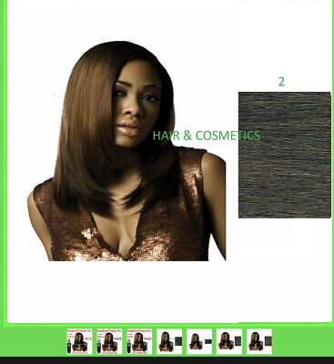 3 X Sensational Premium Now Platinum Yaki Straight 100% Human Hair Weave-18 Inch • 130£