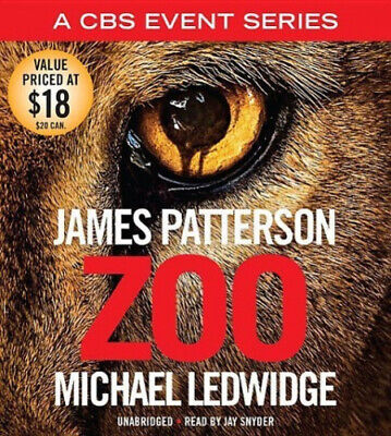 AU25.78 • Buy Zoo [Audio] By Patterson, James