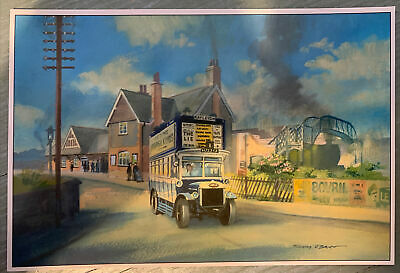 £1.75 • Buy Postcard Of Rayleigh To Southend Essex Bus At Rayleigh Railway Station