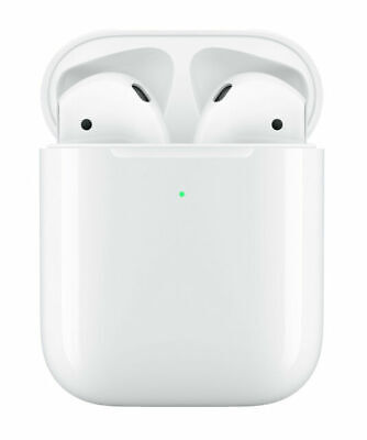$ CDN83.93 • Buy Apple AirPods 2nd Generation With Wireless Charging Case - White (MRXJ2AM/A)