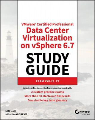 AU77.04 • Buy VCP6-DCV VMware Certified Professional-Data Center Virtualization On VSphere 6