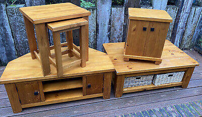 NEXT - Chiltern -  Living Room Furniture - Used - 7 Items • 36£