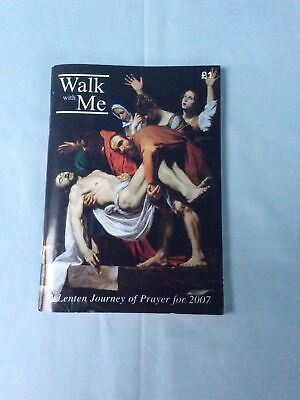 AU5.40 • Buy Walk With Me - A Lenten Journey Of Prayer For 2007