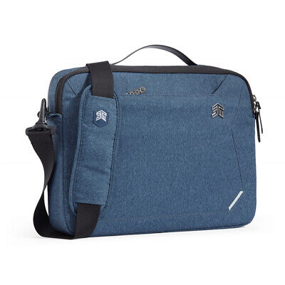 STM Myth Briefcase Bag Cover For 15  Laptop / Notebook - Slate Blue • 58.99£