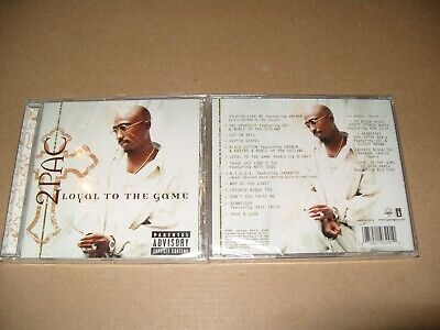 £6.49 • Buy 2Pac  Loyal To The Game 2004 - 2 Cd New & Sealed (L.S.)