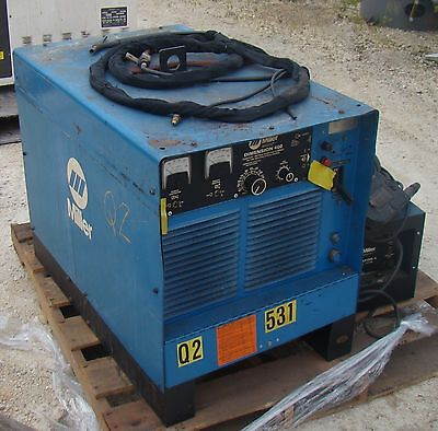 $1250 • Buy 400 Amp Miller Dimension DC Welding Power Source ONLY Stk.#902970, S/N: JH171993