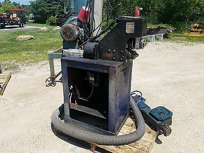 $2450 • Buy Pace Machinery Group Model #: 1021 Roll Groover On Stand