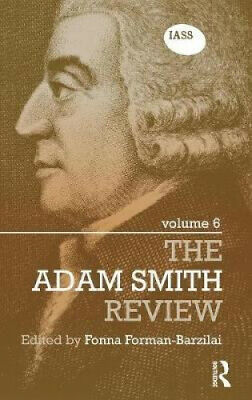 AU202 • Buy The Adam Smith Review: Vol. 5 (The Adam Smith Review) By Fonna Forman-Barzilai