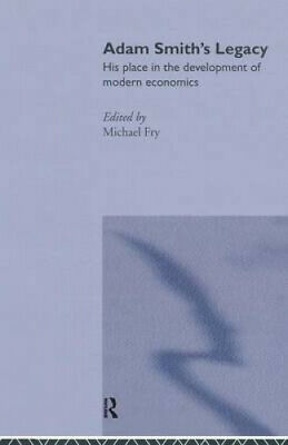 AU87.24 • Buy Adam Smith's Legacy: His Place In The Development Of Modern Economics