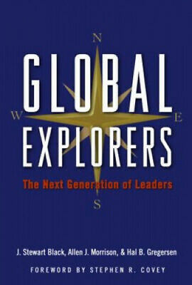 AU188 • Buy Global Explorers: The Next Generation Of Leaders By J. Stewart Black