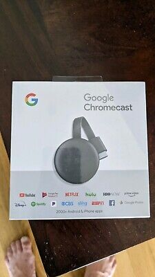 AU50 • Buy Unopened Google Chromecast