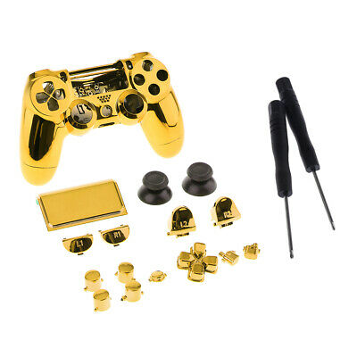 AU18.80 • Buy For Sony PS4 Pro Controller Button Set Kit Replacement Cover Shell Case