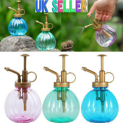 Pumpkin Plant Flower Watering Pot Spray Bottle Home Garden Mister Sprayer Pot • 4.99£