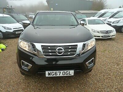 Nissan Navara Np300 Eur0 6 Automatic Delivery Available Lovely Condition No Vat • 17,995£