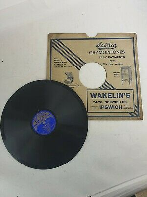£14.97 • Buy Vintage Gramophone  Record W/Sleeve - 2 Sided - Decca Records - Olive Groves
