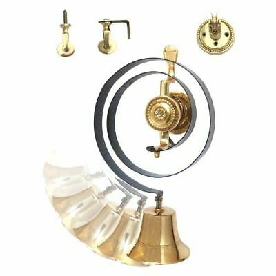 House Of Brass Traditional Butlers Bell Kit And Pulleys • 72.95£