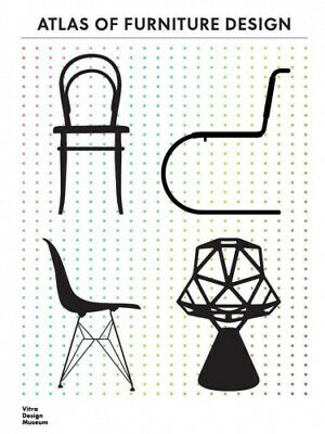 AU244.55 • Buy The Atlas Of Furniture Design By Kries, Mateo