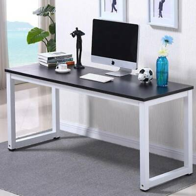 Home Office Computer Desk Table Study PC Laptop Writing Gaming Desk Workstation • 67.99£