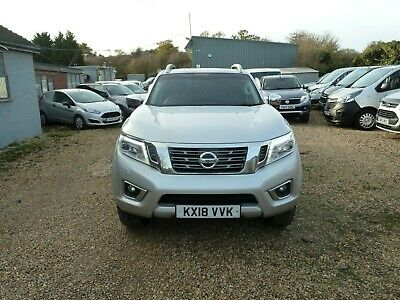 Nissan Navara Np300 Eur0 6 Delivery Available Lovely Condition No Vat • 17,995£