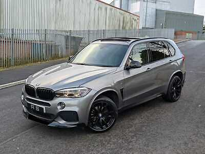 2013 63 Bmw X5 30d 3.0 Diesel 260 Bhp Space Grey Auto M Performance Px Swap  • 22,995£