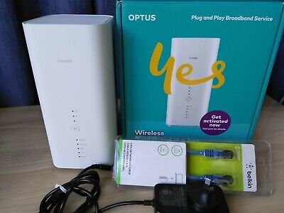 AU240 • Buy Huawei 4G Modem Router 3 Prime B818 Unlocked As New EXPRESS POST