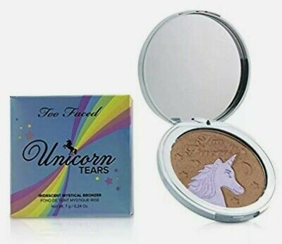 AU20.90 • Buy Too Faced Unicorn Tears, Iridescent Mystical Bronzer (New/Authentic)