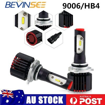 AU36 • Buy 2x HB4 9006 LED Headlight Globes Low Beam For Toyota Corolla 1998-2002 2006-2012