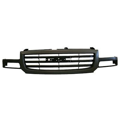 $127.95 • Buy New Front Grille Fits 2003-2006 GMC Sierra 19130790
