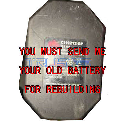 $64 • Buy Re-build Service For MAC TOOL 19.2 VOLT BATTERY CI19212-BP NI-MH  3.0