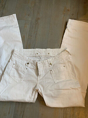 """Ladies """"Pepe"""" Jeans. White, Waist 31/ L32. Lovely Jeans • 5.50£"""