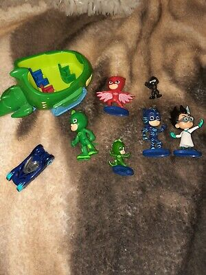 PJ MASKS Figures And Vehicle  • 4.25£