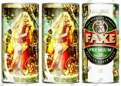 $ CDN19.23 • Buy Faxe Limited  Sif  Part 4, Empty Can Beer,0.9L