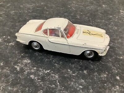 Corgi Toys The Saints Car Volvo P. 1800 No 258 • 0.99£