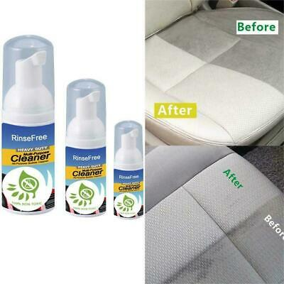 Down Jacket Carpet Stubborn Stains Foam Dry Cleaning Dust Anti Agent Remove R2K1 • 5.86£