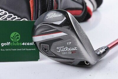 $ CDN115.06 • Buy Titleist 913f #4 Wood / 17° / Regular Flex Bassara 55 Shaft / Tif913447