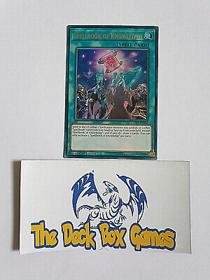 AU6.77 • Buy Yugioh: Spellbook Of Knowledge, Cotd, 1st Edition, Ultra Rare