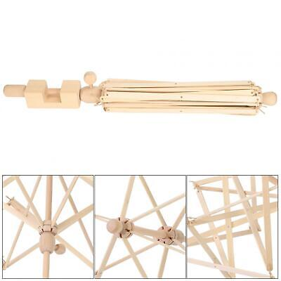 Umbrella Yarn Swift Yarn Winder Knitting Tools Wool String Holders Machine • 57.02£