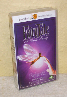 FairyTale: A True Story - New & Sealed VHS 1998 - Peter O'Toole, Paul McGann • 2.95£