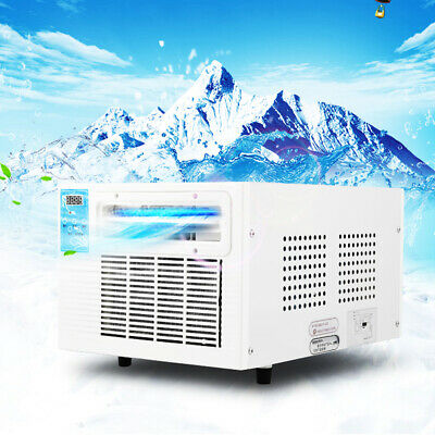 AU309 • Buy Summer 950W Window Air Conditioner Reverse Cycle Wall Box Cooler Heater White