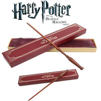 Harry Potter Magic Wand Luna Lovegood Magical Cosplay Props Collection Box Gift • 10.99£