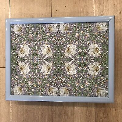 Lap Tray With Padded Cushion By William Morris ,pimpernel Design • 15.99£