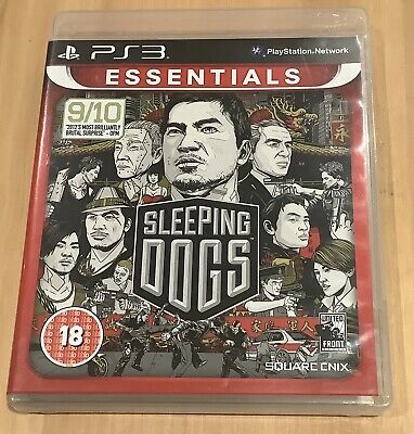 £4.99 • Buy Sleeping Dogs Essentials PS3 (PlayStation 3 Complete) - VERY GOOD