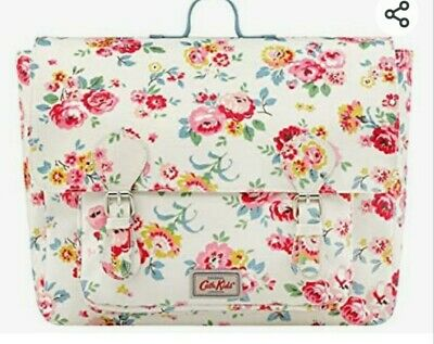 Premium Kids Oilcloth Kath Kidston Backpack Satchel Bag Floral  • 7£