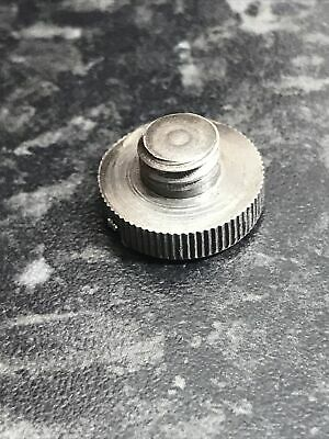 Stanley  Plane No 3,4, 4 1/2, 5,5 1/2,6,7,8 Iron Cap Screw/bolt Ref.166g • 4.99£