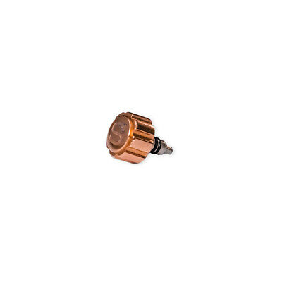 $ CDN26.79 • Buy CN0234 SKX007 Crown - T1 Polished Rose Gold With  S  Sign