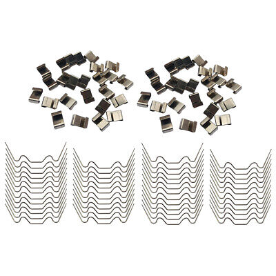 100pc Greenhouse Greenhouse Glass Clips Window Glass Garden Spare Parts • 7.16£
