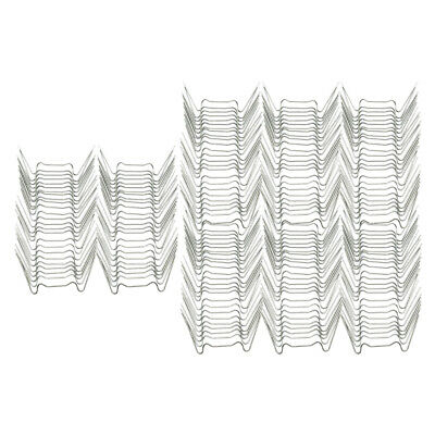 200pc W Stainless Steel Glazing Clips Greenhouse Accessories Accessories • 12.20£