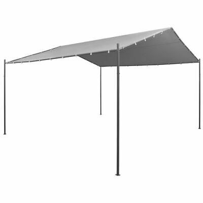 AU189.95 • Buy Garden Gazebo Steel Frame Outdoor Party Tent Wedding Event Shelter Canopy 4x4m