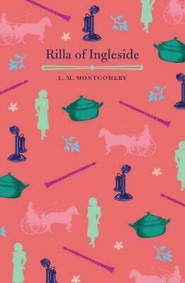 Rilla Of Ingleside By L.M. Montgomery Paperback Book Free Shipping! • 5.55£